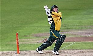 Sidebottom Boost For Nottinghamshire