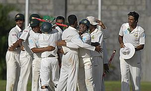 Bangladesh Seal First Test Win Away From Home