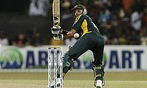 Afridi Helps Paksitan Post Good Total