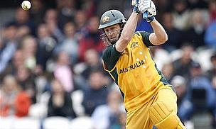 Hussey Replaces Clarke In Australian Trophy Squad