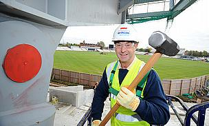 David Lloyd Reaches New Heights