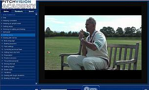 Andy Caddick Joins PitchVision Academy