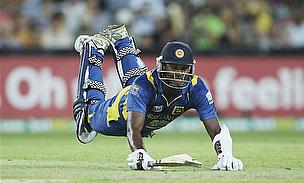 Sri Lanka Fined For Slow Over-Rate In Second T20