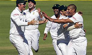 South Africa Dominate Opening Day Of Final Test