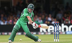 Afghanistan Fight Back Against Ireland On Day Two