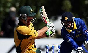 Marsh Leads Australia To World Cup Final