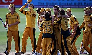 Australia Win U19 World Cup For The Third Time