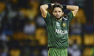 Two-Game Ban For Afridi After Ball-Tampering Incident
