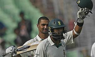 Amla And Petersen Hit Centuries Before India Hit Back