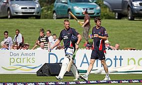 Derbyshire Get Go Ahead For Pitch Rotation