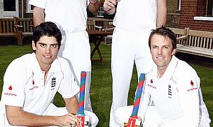Cricketers Gripped' By Lord's Taverners Fundraiser