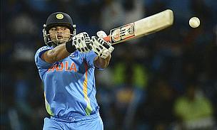 Suresh Raina To Lead India In Zimbabwe
