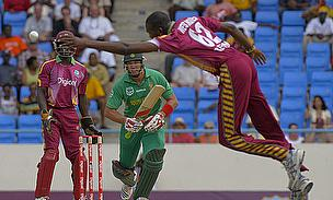 Kallis And McLaren Overpower West Indies