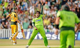 Cricket World® Player Of The Week - Mohammad Aamer