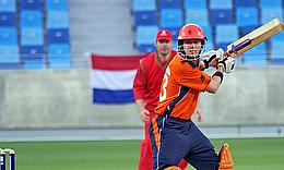 Netherlands Humble Bangladesh In Glasgow ODI
