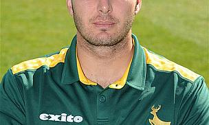 Franks Signs New Contract With Nottinghamshire