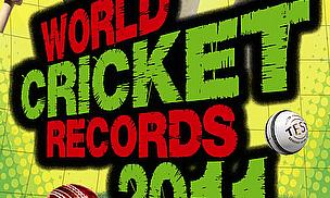 World Cricket Records 2011 - Chris Hawkes