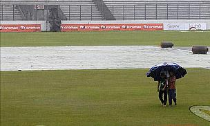 Rain Claims Second Bangladesh-New Zealand ODI