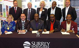 Antigua & Barbuda To Train In Surrey For London 2012