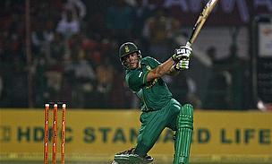 Theron, Amla, De Villiers Lead South Africa To Big Win