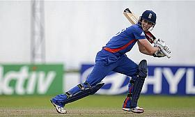 England Claim Series After Second ODI Is Washed Out