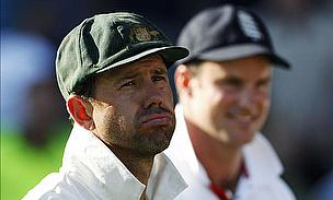 Contrasting Emotions For Ponting And Strauss