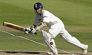 Gambhir And Tendulkar Lead Indian Reply