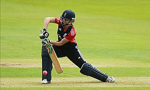 Greenway Leads England To Four-Wicket Win