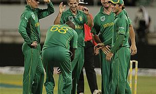 South Africa Open Series With Thumping Win