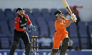Ten Doeschate Leads Netherlands To Thrilling Win