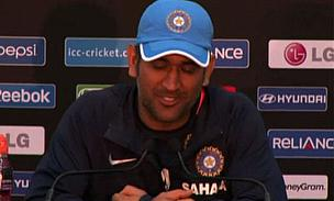 Dhoni Century Sets Up Comprehensive India Win