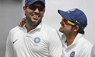 Yuvraj Is Star Performer As India Overcome Ireland