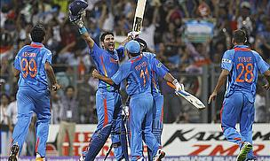 Dhoni And Gambhir Seal World Cup Triumph For India