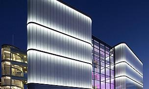 Lancashire's The Point Wins National Lighting Design Award