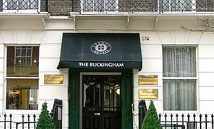 Grange Buckingham, a 4 star townhouse snugly located by Russell Square