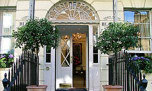 Grange Blooms a stunning boutique hotel in London
