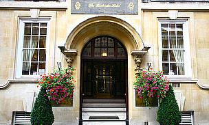 The Grange Rochester is a superior 4 star hotel in London