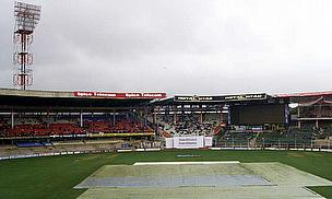 IPL Washout As Rain Hits Bangalore