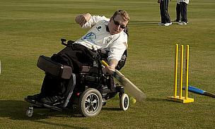 Disability Cricket Project Reaches National Lottery Awards Final