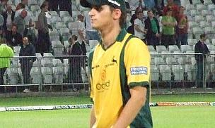 Nottinghamshire Award Hales County Cap