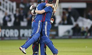 Bresnan Takes Centre Stage In 319-Run England Win