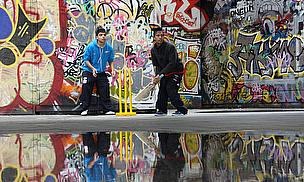 National Street Cricket Finals Hugely Successful