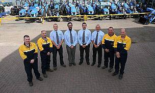 New Holland Opens New Groundcare Dealership In Warwickshire