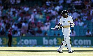 Jayawardene Resists As Australia Close In On Win
