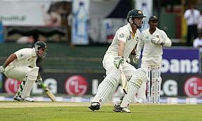 Marsh And Hussey Help Australia Rebuild