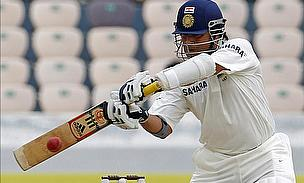 Tendulkar's 15,000th Run Puts India In Good Position