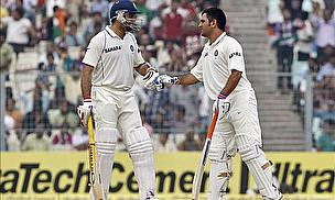 Laxman And Dhoni Lift India To Dominant Position