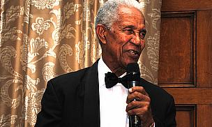 Himley CC Present Lunch With Sir Garfield Sobers
