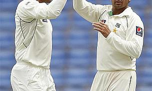 Ajmal Rips Through England On Opening Day