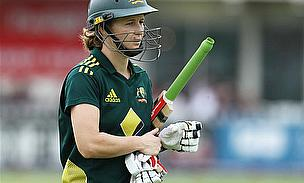 Australia Seal Rose Bowl Trophy With Convincing Win